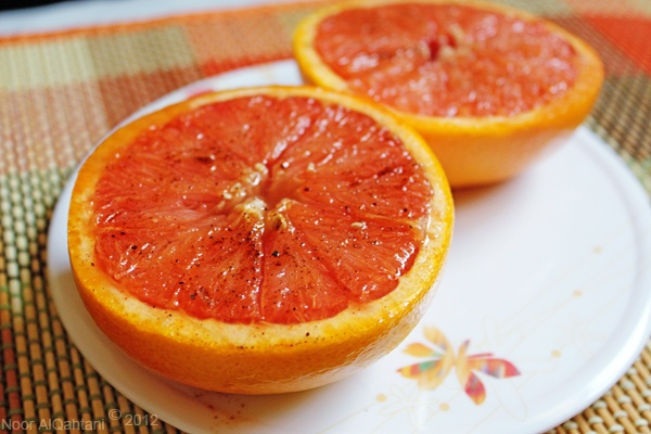 Broiled Grapefruit | Food & Recipes | Pinterest