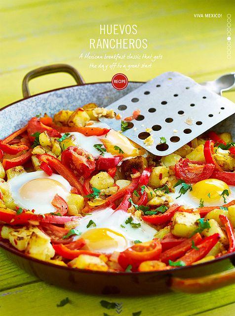 huevos rancheros recipe1 by missrachelphipps, via Flickr