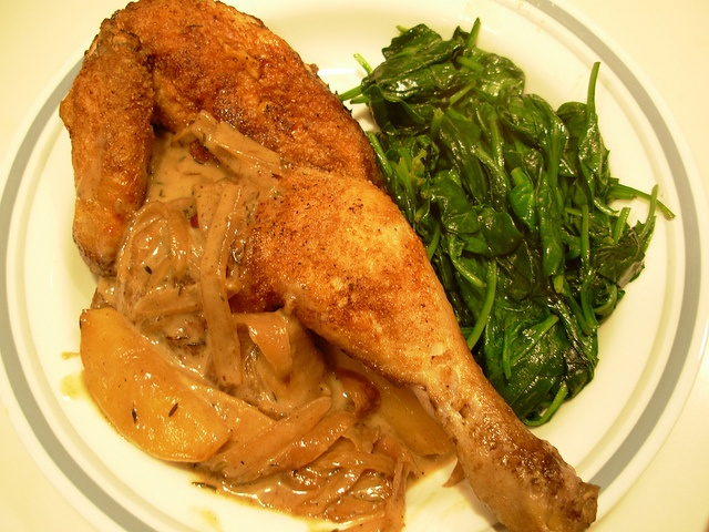 Chicken Normandy | Caveman Diet Foods | Pinterest