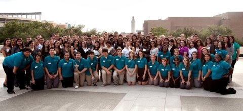 The University of Texas at Austin  UT hosted its third annual Subiendo: The Academy for Rising Leaders, a five-day program that brings rising high school seniors from around Texas to the Forty Acres. -- http://ow.ly/bQpS9 — at The University of Texas at Austin.