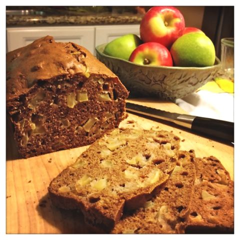 Apple Spice Bread http://nancynewcomer.com/2012/11/05/apple-spice ...