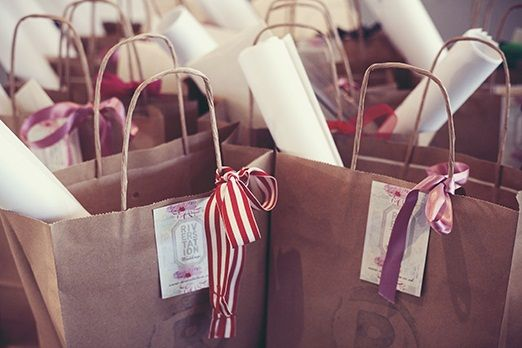Wedding Fair Goodie Bag Ideas : Eco Wedding Fair goody bags Wedding Ideas Pinterest