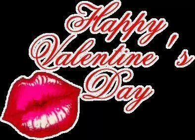 kiss in valentine