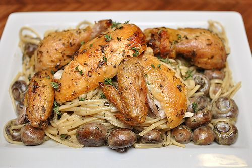 Herb Roasted Whole Chicken...At five dollars a chicken, this meal is a ...