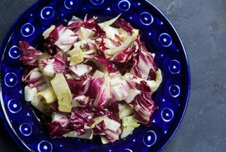 Fennel, Radicchio and Endive Salad | Veg | Fennel Bulb, Beets, Beet ...
