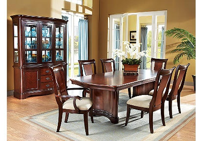 grandby dining set rooms to go the dining set i 39 ve always dreamed