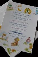 Nursery rhyme invite