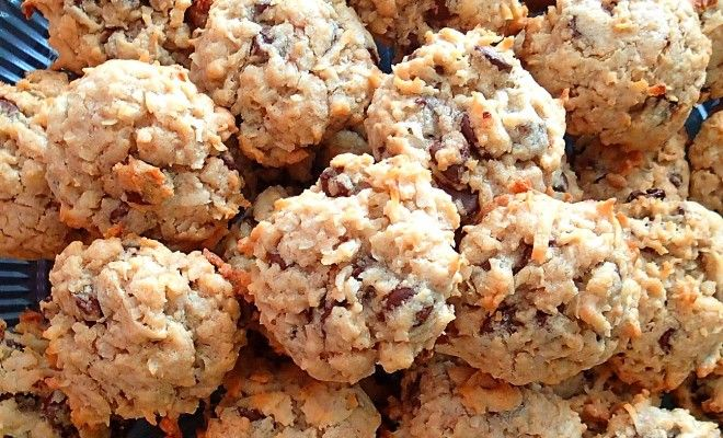 Soft & Chewy Almond Joy Cookies – Simply Taralynn--have to make for ...