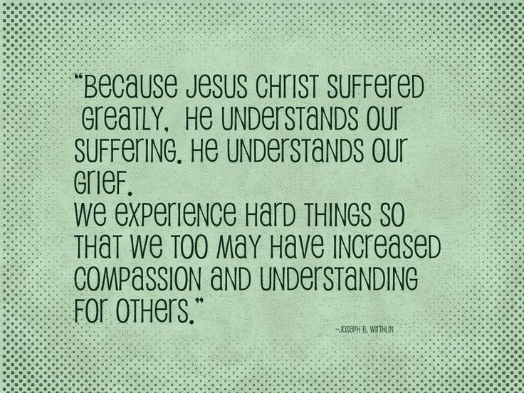 Compassion Quotes By Jesus. QuotesGram