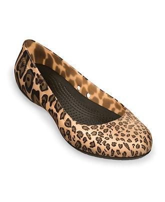 Crocs Women's Shoes, Carlisa Flats - Shoes - Macy's