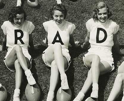 RAD   vintage