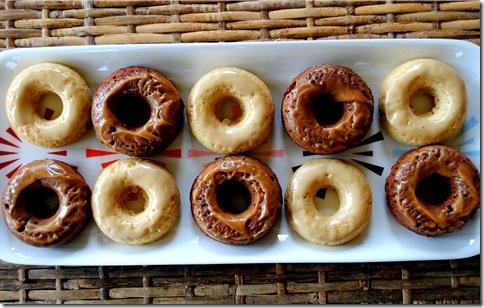 Mini doughnuts | The dish - chocolate recipes | Pinterest