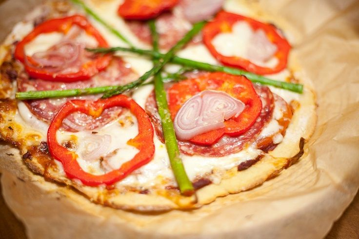 Gluten-free Pizza Crust | Food Recipes | Pinterest