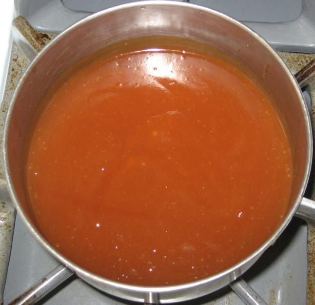 Sweet And Sour Sauce Recipe - Food.com - 43989 (To serve with Pork ...