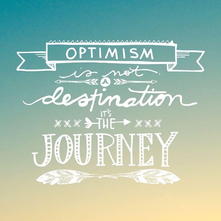optimism quote with - photo #44