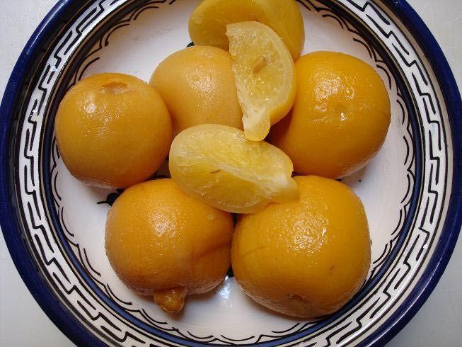 How to Make Preserved Lemons - Preserved Lemon Recipe