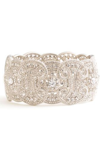 Nadri Large Hinged Bangle | Nordstrom