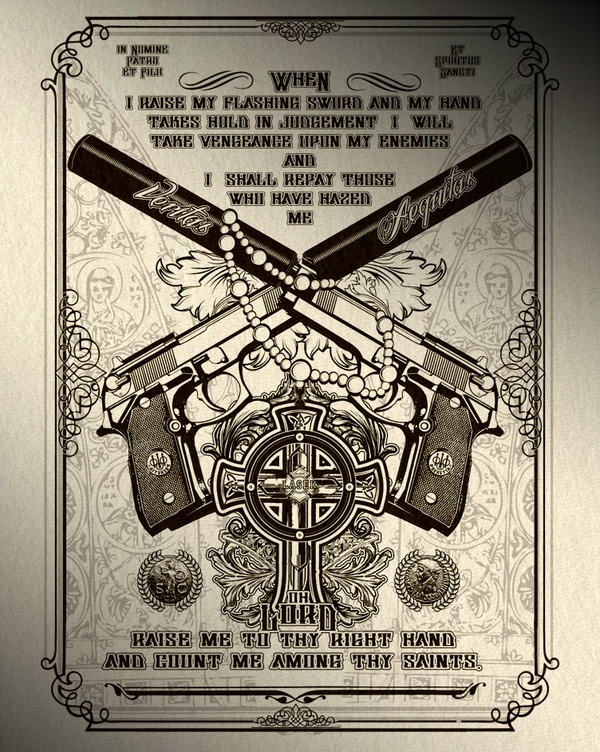 Pictures thread 6 page 195 stormfront for Boondock saints veritas aequitas tattoos