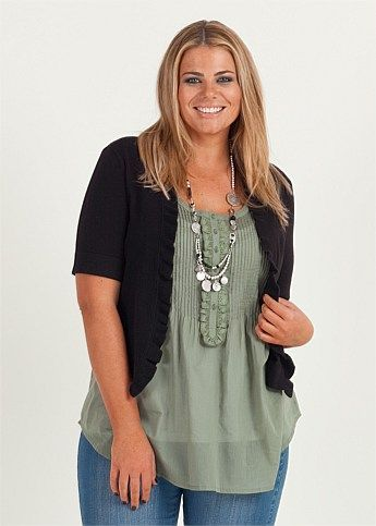 An Australian online plus size clothing store... Finally a place for