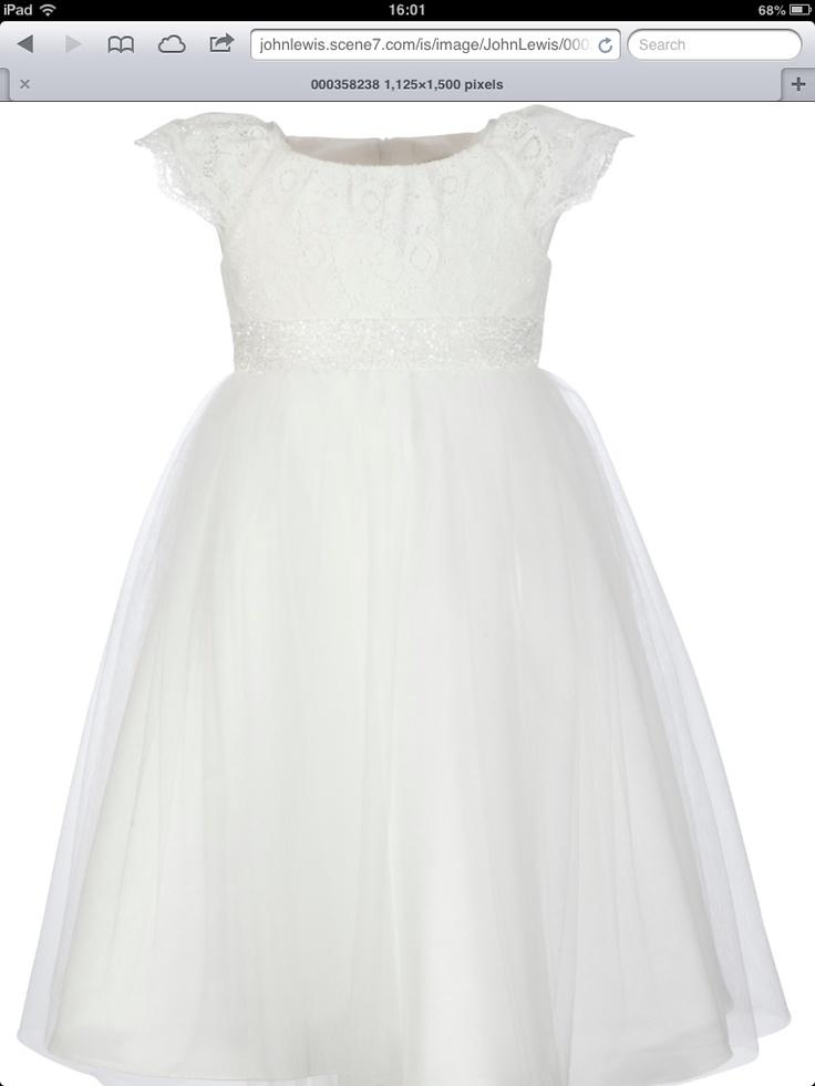 Flower girl dresses uk john lewis discount wedding dresses for John lewis wedding dresses