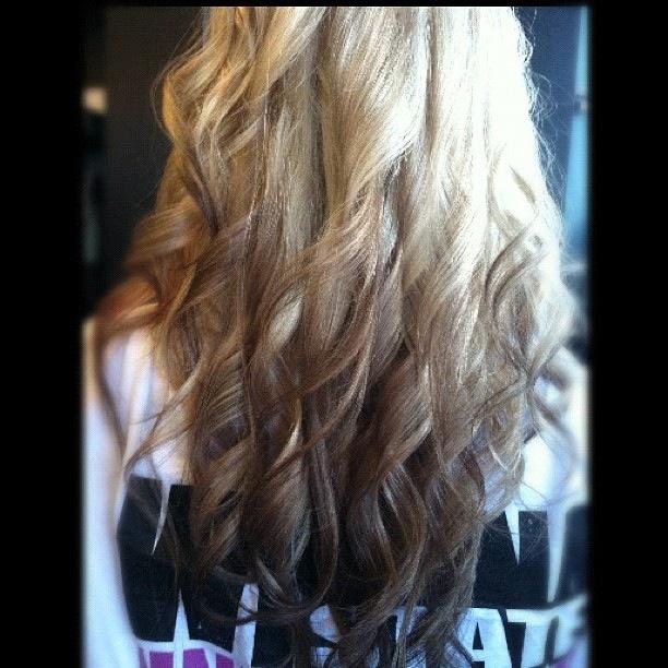 Reverse Ombr     Hair ...