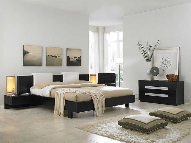 Modern zen bedroom ideas Zen room colors