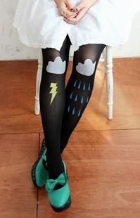 silk stockings | Socks & Leggings | Pinterest