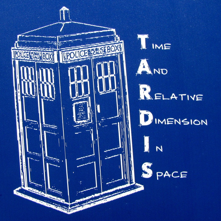 Time and relative dimension in space doctor who pinterest for Dimensions of space and time
