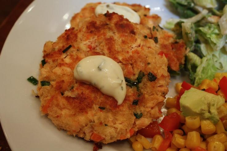 Salmon Croquettes | Yummy! | Pinterest