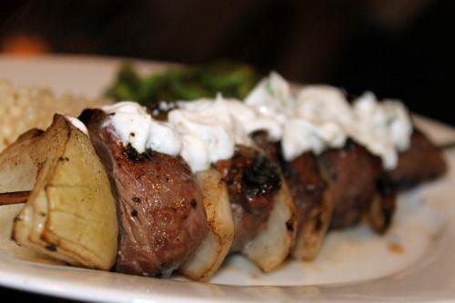 Pomegranate lamb skewers | } Grill It! { | Pinterest