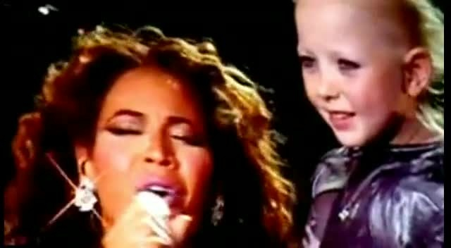 Beyonc 233 sings to young leukemia patient touches my heart