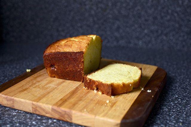 Blood Orange Olive Oil Cake, on Smitten Kitchen