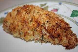 crispy herb baked chicken | Mmmmmm | Pinterest