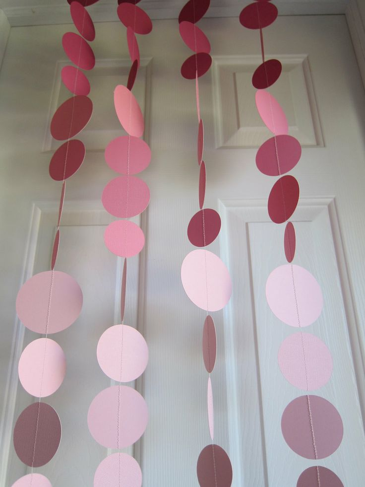 Paper Baby Shower Decoration Ideas 736 x 981