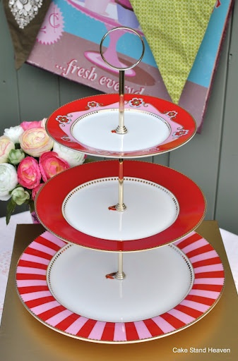 pin pip studio shabby chic cake stand from john lewis. Black Bedroom Furniture Sets. Home Design Ideas