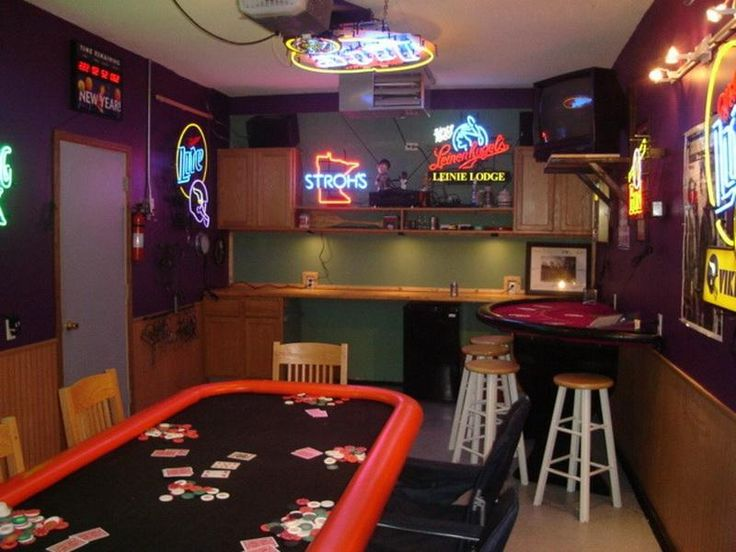 Cool home bars with poker game bar room pinterest - Cool home bars ...
