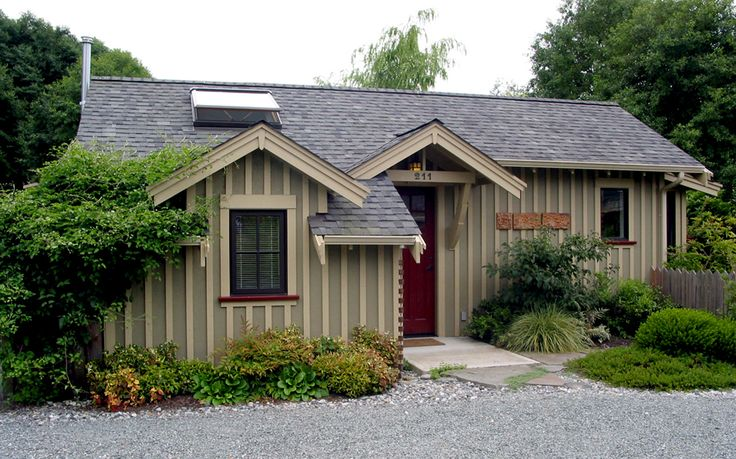 Seattle Backyard Cottage Ordinance : Found on cottagecompanycom