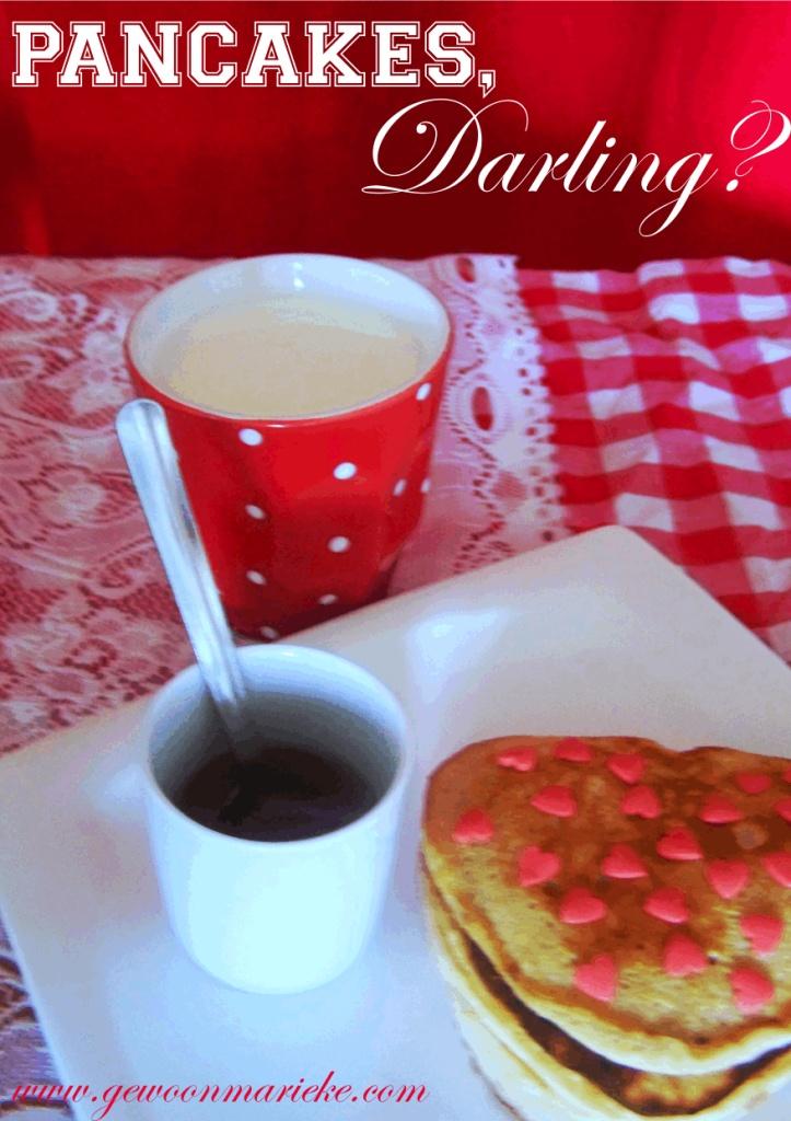 valentine's day pancake recipe