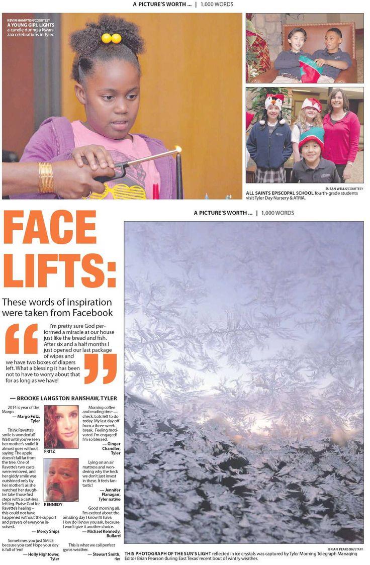 Face Lifts Tyler Morning Telegraph Tyler Paper