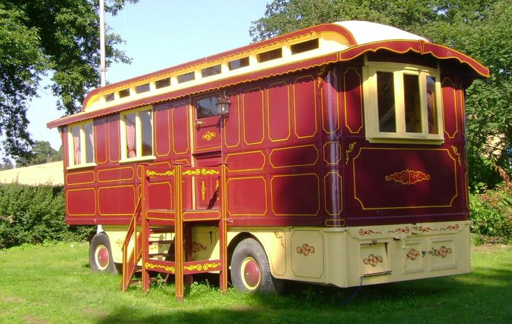 Awesome An Incredible Showmans Wagon Which Is More Than 100 Years Old Is Up For Sale On Auction Website EBay  Meanwhile, A Restored Harpen Bowtop Caravan Has Been Listed On EBay For &1636,500 After The Current Owner Fixed Several Aspects Of