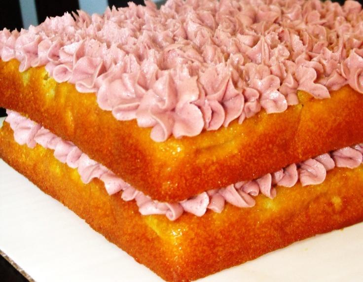 Sangria Cake! | Cupcakes | Pinterest