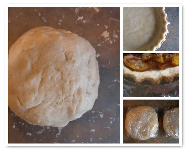 All Butter, Really Flaky Pie Dough (recipe from Deb via Jennifer Jo) 2 ...