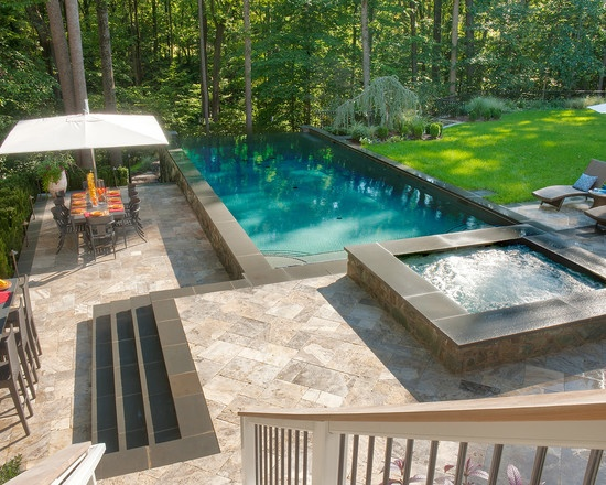 Elevated swimming pool design a swimming pool pinterest for Raised swimming pool designs