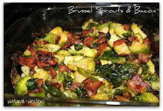 Brussel Sprouts & Bacon! | Food & Beverage | Pinterest