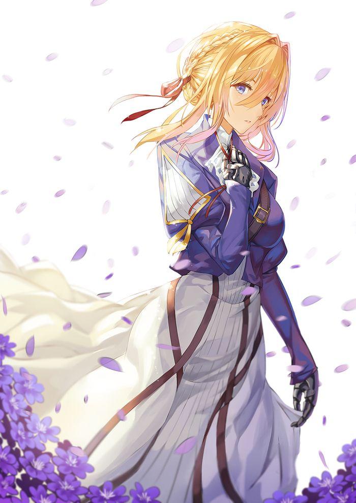 Violet evergarden bs