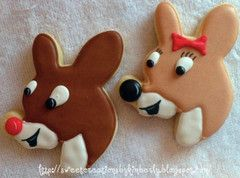 Rudolph Cookie Cutter | Rudolph the Red Nosed Reindeer | Pinterest