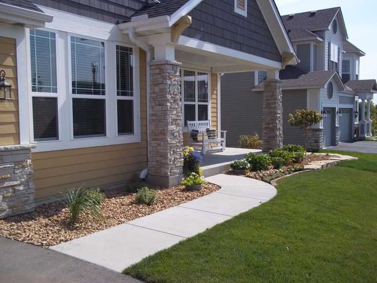 front yard landscaping landscaping pinterest