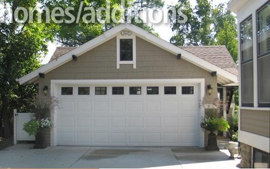 Craftsman style garage garage pinterest for Craftsman style garage
