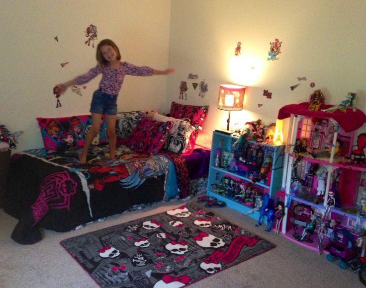 Monster High room | For Emery | Pinterest