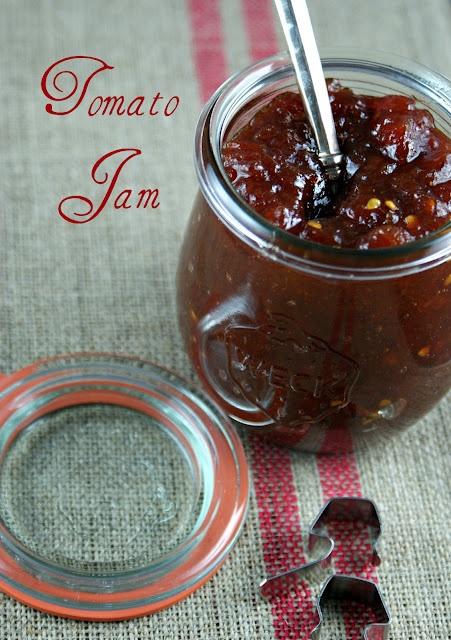 Tomato Jam + Appetizer Ideas @Lisa |Authentic Suburban Gourmet